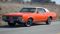 1971 Oldsmobile Cutlass SX- SEE VIDEO