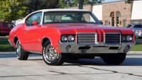 1972 Oldsmobile Cutlass S model -NORTH CAROLINA CLEAN CAR-ORIGINAL NUMBERS MATCHING-SEE VIDEO
