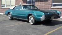 1966 Oldsmobile Toronado Great Color Combo-SEE VIDEO