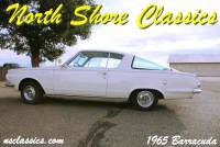 1965 Plymouth Barracuda Number Matching Original!