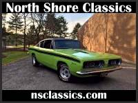 1967 Plymouth Barracuda -STRAIGHT NUMBERS MATCHING CAR-