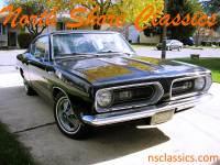 1968 Plymouth Barracuda -FORMULA S-