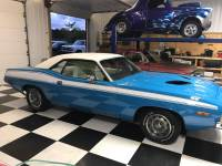 1973 Plymouth Barracuda/Cuda -BIG CURB APPEAL MOPAR FROM KENTUCKY-PRICED TO SELL QUICKLY-SEE VIDEO