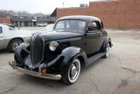 1938 Plymouth Business Coupe -ORIGINAL SUPERB CONDITION-A RARE FIND-RUNS/DRIVES GREAT-A MUST SEE