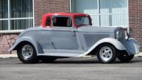 1933 Plymouth Coupe PD PRO STREET Rod-SEE VIDEO