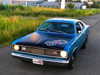 1970 Plymouth Duster - REAL H CODE- NUMBERS MATCHING 340/MANUAL TRANS-WOW!
