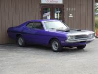 1971 Plymouth Duster PLUM CRAZY PURPLE