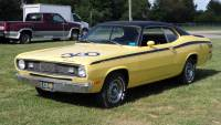1972 Plymouth Duster 340 LOOK-AFFORDABLE-RELIABLE MOPAR-SEE VIDEO