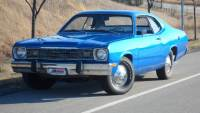 1973 Plymouth Duster BUILD SHEET/SEE VIDEO