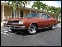 1968 Plymouth GTX RESTORED TO PERFECTION-FLORIDA CAR-LOW MILES