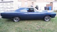 1968 Plymouth Road Runner Nice Quality Mopar