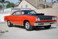 1968 Plymouth Road Runner 500 Plus HP-VERY NICE FAST MOPAR FROM CALIFORNIA