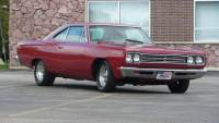 1969 Plymouth Road Runner See Videos-383 BIG BLOCK RESTORED MOPAR-DOCUMENTED