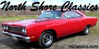 1969 Plymouth Road Runner -MATCHING NUMBERS-