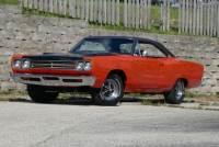1969 Plymouth Road Runner -REAL H CODE 383-HEMI ORANGE-SOLID MOPAR-AIR GRABBER-SEE VIDEO