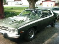 1973 Plymouth Road Runner Real Deal