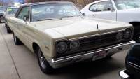 1967 Plymouth Satellite 383/727