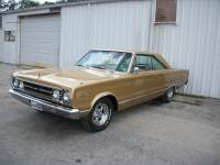 1967 Plymouth Satellite FROM FLORIDA-NICE AND CLEAN 440-FREE SHIPPING