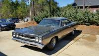 1969 Plymouth Satellite ROAD RUNNER TRIBUTE