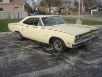 1970 Plymouth Satellite Driving project