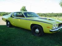 1973 Plymouth Satellite NUMBERS MATCHING-ROAD RUNNER TRIBUTE