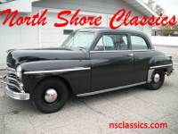 1949 Plymouth Special Deluxe - WOW- NUMBERS MATCHING-