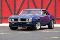 1967 Pontiac Firebird -NEW PAINT RESTORED FROM CALIFORNIA-FACTORY WJ CODE BLOCK-SEE VIDEO