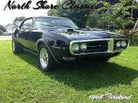 1968 Pontiac Firebird Turbo 400 Transmission! One of a Kind!