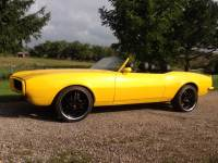 1968 Pontiac Firebird NEW LOWER PRICE-CUSTOM HOT ROD-ROADSTER-SEE VIDEO