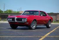 1968 Pontiac Firebird -NUMBERS MATCH-PHS DOCS-BUILD SHEET- RELIABLE MUSCLE CAR - SEE VIDEO