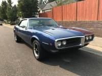 1968 Pontiac Firebird -400CI-DRIVER QUALITY-POWER OPTIONS-HOOD TACH