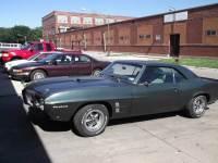 1969 Pontiac Firebird Daily Driver-Rust Free