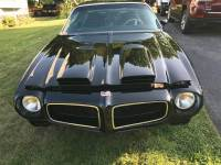 1972 Pontiac Firebird -350 V8/ AUTO- LIGHT PROJECT