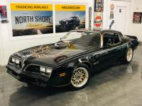 1978 Pontiac Firebird -BANDIT TRANS AM-400 V8-4 SPEED-WS4 PS PB-BLACK-VIDEO