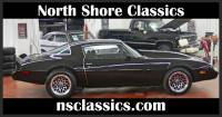 1981 Pontiac Firebird 383 STROKER V8 WITH 460 HP-350TURBO AUTOMATIC-12.857 1/4 Mile-