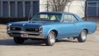 1966 Pontiac GTO REAL GTO-VIN 242-RUST FREE-SEE VIDEO