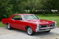 1966 Pontiac GTO -389 ENGINE 4 SPEED & AIR CONDITIONING-FROM NORTH CAROLINA- SEE VIDEO