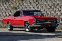 1967 Pontiac GTO -Tribute with 428/New Paint-Straight Convertible Body-Summer fun-SEE VIDEO