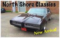 1968 Pontiac GTO Starlight Black on Black-400-Tri Power-with 4 Speed-