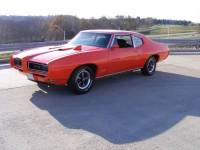1968 Pontiac GTO BIG BLOCK 428 WITH 4 SPEED-GO TIGER!
