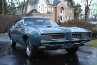 1968 Pontiac GTO ORIGINAL CONDITION