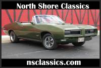 1968 Pontiac GTO - CONVERTIBLE 242 - 400 V8 / 4SPEED MANUAL TRANS-SEE VIDEO