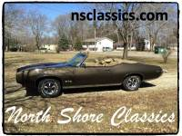 1969 Pontiac GTO - NUMBERS MATCHING- FULL RESTO-ONE OWNER