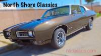 1969 Pontiac GTO NUMBERS MATCHING RESTORED REAL GOAT 242 VIN