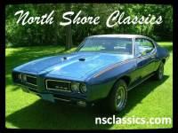 1969 Pontiac GTO -POWER FOR YOUR CONTROL-