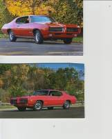 1969 Pontiac GTO -JUDGE-NUMBERS MATCHING-RESTORED FRAME OFF-