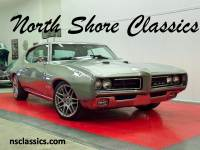 1969 Pontiac GTO -WOW- NEW LOW PRICE !!! - One of a kind!-REAL PRO TOURING-GTO