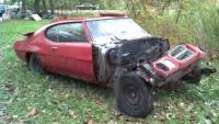 1971 Pontiac Gto PROJECT-WE CAN BUILD FOR YOU