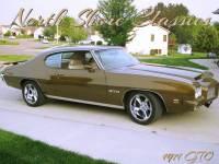 1971 Pontiac GTO Fresh rebuild on original 400 motor