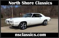 1969 Pontiac Trans Am - TRIBUTE WITH STRONG 455 BBP-